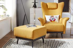 休闲迷你小沙发懒人椅