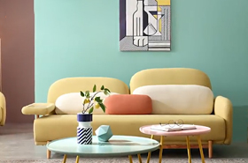 简约现代沙发床小户型